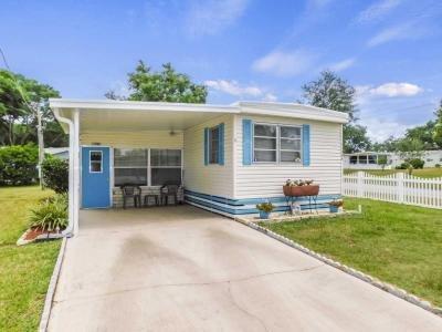 Mobile Home at 11004 Redbird Drive Dade City, FL 33525