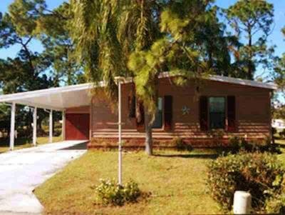 Mobile Home at 19217 Cedar Crest Ct., #8E North Fort Myers, FL 33903