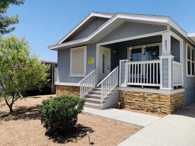 Mobile Home at 2121 S. Pantano #351 Tucson, AZ 85710