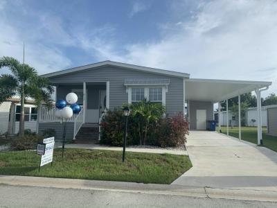Mobile Home at 7300 20th Street #613 Vero Beach, FL 32966