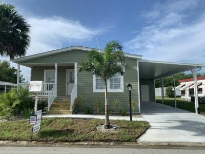 Mobile Home at 7300 20th Street #471 Vero Beach, FL 32966