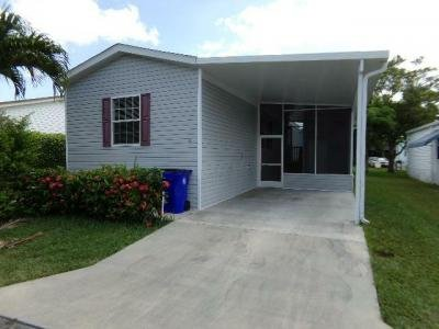 Mobile Home at 6801 N.w. 28th St. Margate, FL 33063