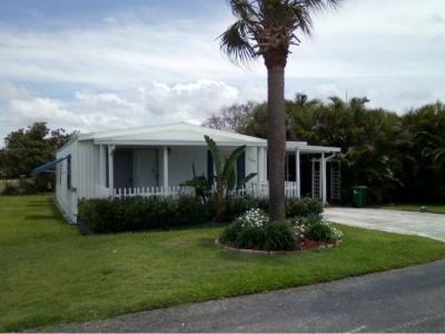 Mobile Home at 129 Harborhill Dr. Micco, FL 32976