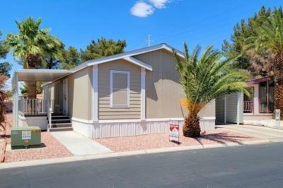 Mobile Home at 5303 E. Twain Ave. Las Vegas, NV 89122