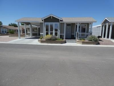 Mobile Home at 1110 North Henness Rd. #2075 Casa Grande, AZ 85122