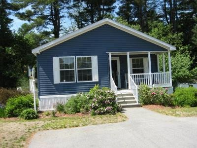 Mobile Home at 31 Ridgefield Drive Nashua, NH 03062