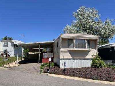 Mobile Home at 1801 W 92nd Ave #209 Federal Heights, CO 80260