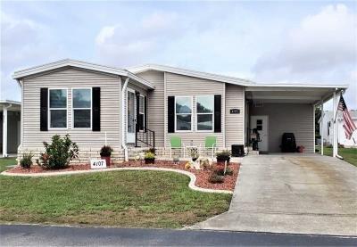 Mobile Home at 4107 Rockrose Lane Zephyrhills, FL 33541