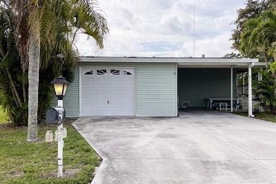 Mobile Home at 25673 Citrus Blossom Drive L-119 Bonita Springs, FL 34135
