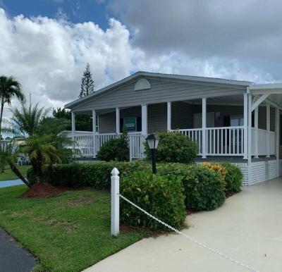 Mobile Home at 8863 Castle Drive., Lot #105 Boynton Beach, FL 33436