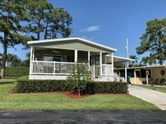 Photo 1 of 19 of home located at 4209 Royal Manor Blvd., Lot #136 Boynton Beach, FL 33436