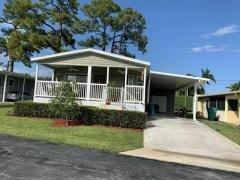 Photo 2 of 11 of home located at 4209 Royal Manor Blvd., Lot #136 Boynton Beach, FL 33436