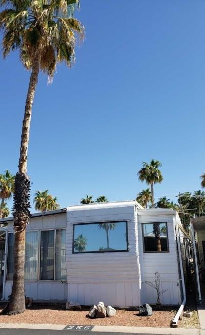 Mobile Home at 8989 E Escalante Rd #255 Tucson, AZ 85730