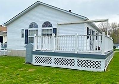 Mobile Home at 8 Nightengale Lane Tiverton, RI 02878