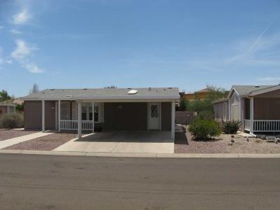 Mobile Home at 155 E. Rodeo Rd. #28 Casa Grande, AZ 85122