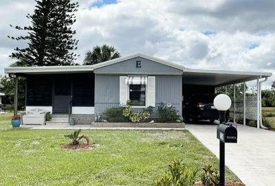 Mobile Home at 12380 Community Drive L-018 Bonita Springs, FL 34135