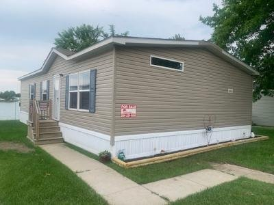 Mobile Home at 49703 Au Lac Dr W Chesterfield, MI 48051