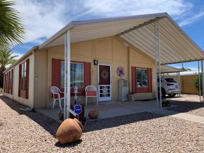 Mobile Home at 120 N Val Vista Dr #194 Mesa, AZ 85213