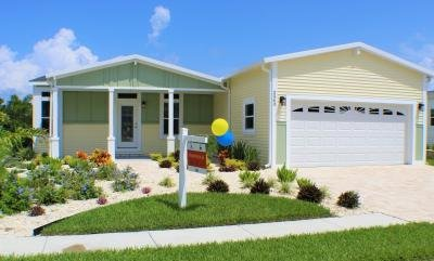 Mobile Home at 1119 West Lakeview Drive Sebastian, FL 32958