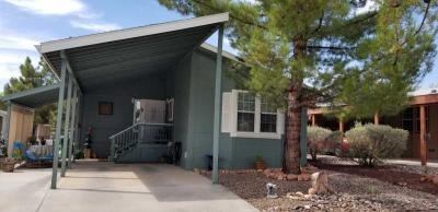 Mobile Home at 2050 West State Route 89A, Lot #174 Cottonwood, AZ 86326