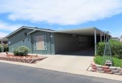 Photo 1 of 28 of home located at 3700 S. Ironwood Drive, Lot #110 Apache Junction, AZ 85120