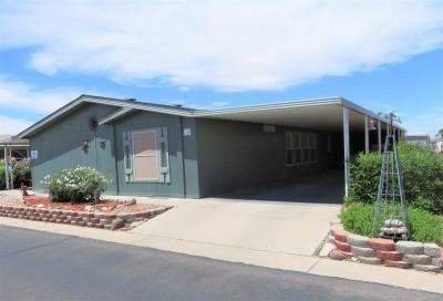 Mobile Home at 3700 S. Ironwood Drive, Lot #110 Apache Junction, AZ 85120