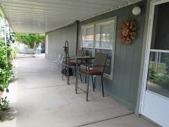 Photo 4 of 28 of home located at 3700 S. Ironwood Drive, Lot #110 Apache Junction, AZ 85120