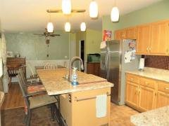 Photo 5 of 28 of home located at 3700 S. Ironwood Drive, Lot #110 Apache Junction, AZ 85120