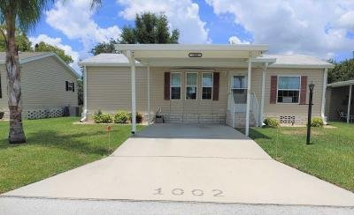 Mobile Home at 1002 Heartwood Cypress Winter Haven, FL 33881