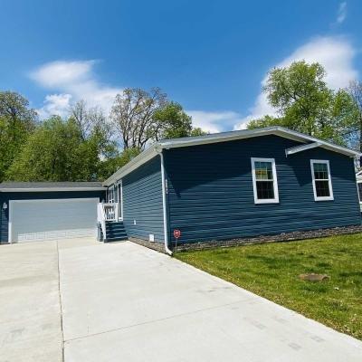 Mobile Home at 4105 Emerald Park Dr. Milford, MI 48380