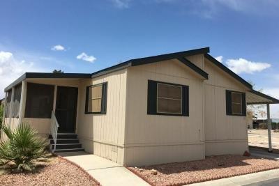 Mobile Home at 5300 East Desert Inn Rd #072 Las Vegas, NV 89122
