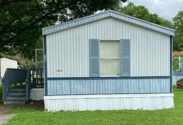 1999 FLEETWOOD HOMES OF TX INC [#12-1] Mobile Home For Sale