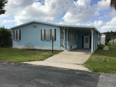 Mobile Home at 186 Overlook Dr. Micco, FL 32976