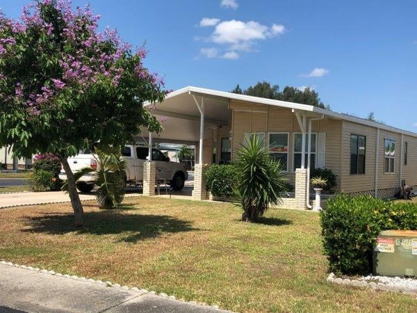 1988 BARR Mobile Home For Sale