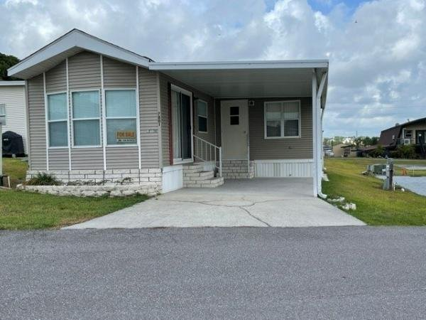1995 CHAR Mobile Home For Sale