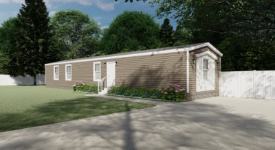 Mobile Home at 2742 Main Street #411 East Troy, WI 53120