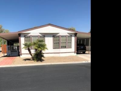 Mobile Home at 6420 E. Tropicana Avenue #418 Las Vegas, NV 89122