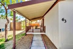 Photo 4 of 19 of home located at 6420 E. Tropicana Ave #63 Las Vegas, NV 89122