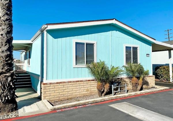 1989 Goldenwest Mobile Home For Sale