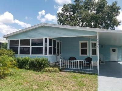 Mobile Home at 6009 Forest Lake Dr Zephyrhills, FL 33540