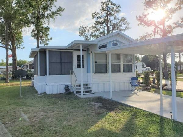 1989  Mobile Home For Sale