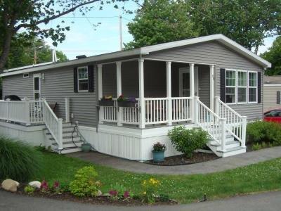 Mobile Home at 96 Herrli Street Scarborough, ME 04074