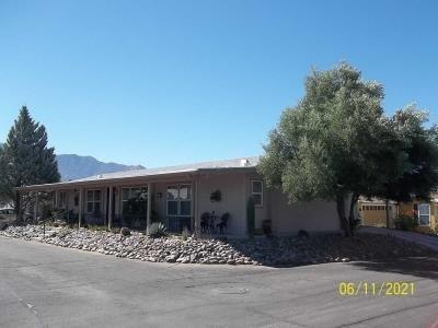 Mobile Home at 15301 N. Oracle Road #112 Tucson, AZ 85739