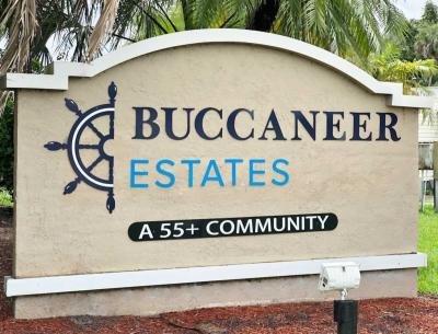 Mobile Home at 383 Jose Gaspar Dr North Fort Myers, FL 33917