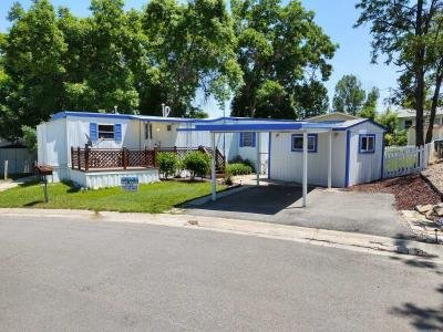 Mobile Home at 1801 W.92nd Ave. Lot 651 Federal Heights, CO 80260
