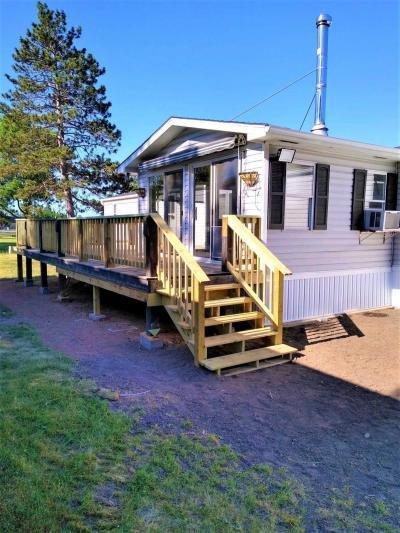 Mobile Home at 160 N Prospect Ave Ogilvie, MN 56358
