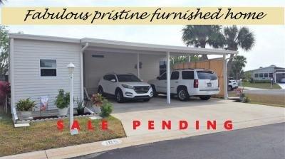 Mobile Home at 165 Dusky Sparrow Drive Vero Beach, FL 32966
