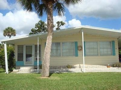 Mobile Home at 7300 20th St. Lot 69 Vero Beach, FL 32966