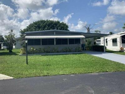 Mobile Home at 8547 Duchess Court West., Lot #330 Boynton Beach, FL 33436