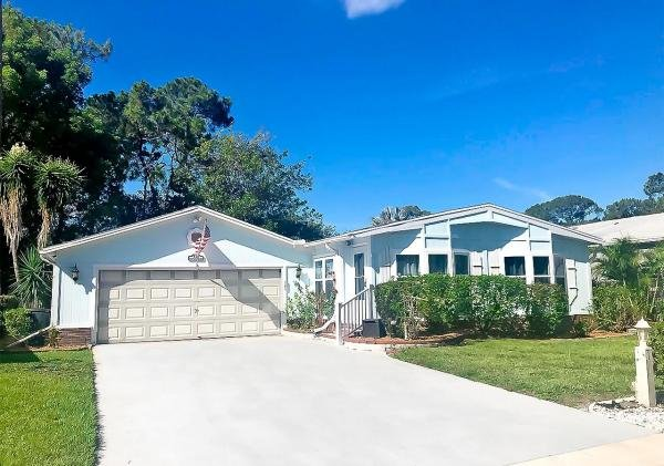 1990 Palm Mobile Home For Sale